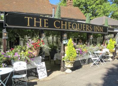 The Chequers Inn, Well, Hook, Hants