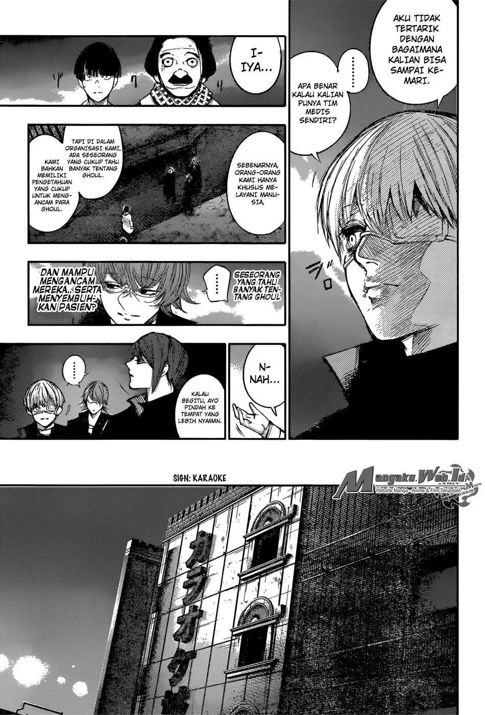 Tokyo Ghoul: Re Chapter 103-4