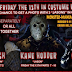 Five Jason Voorhees Actors To Appear In Costume March 2018