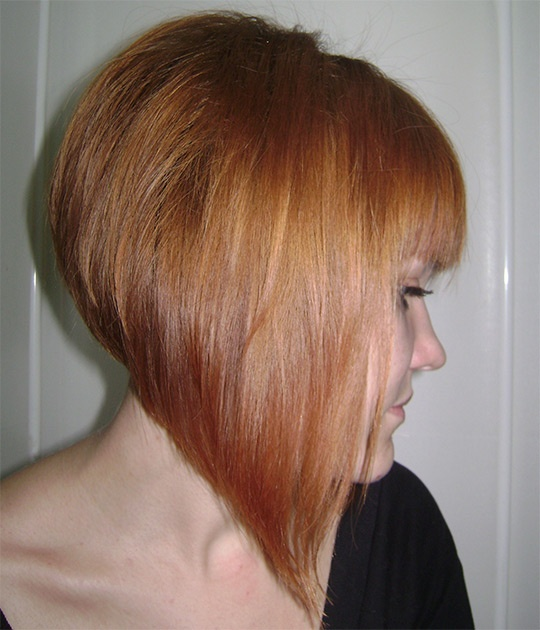 A Line Bobs Images And Video Tutorials The Haircut Web