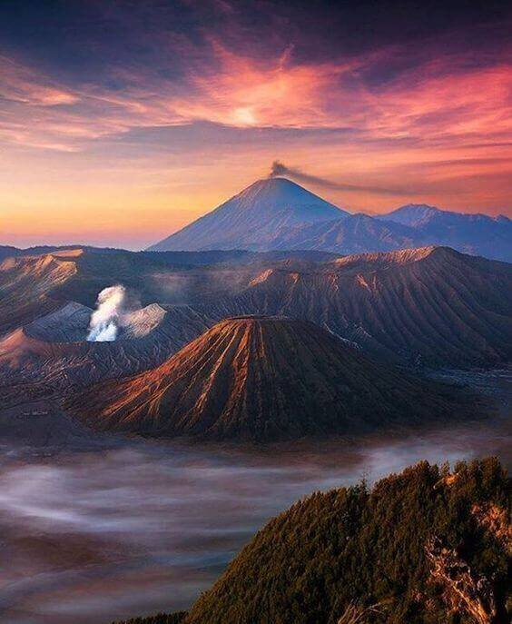 Proud | Mount Bromo Indonesia