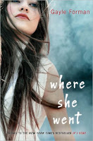 Book cover of Where She Went by Gayle Forman