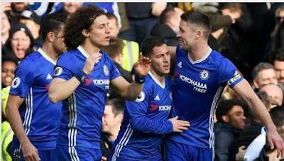 Premier League Result: Chelsea 3-1 Arsenal