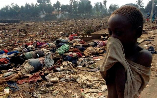 Tragedi Pembantaian Kaum Minoritas Paling Mengerikan di Dunia