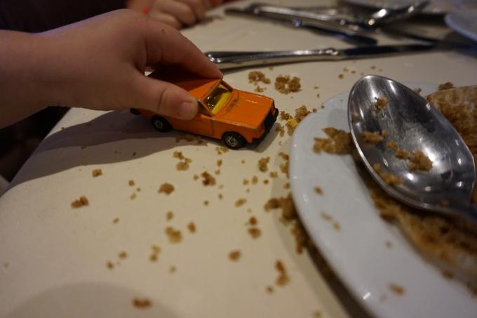 msc divina karibian risteilyllä, lasten ruokailu