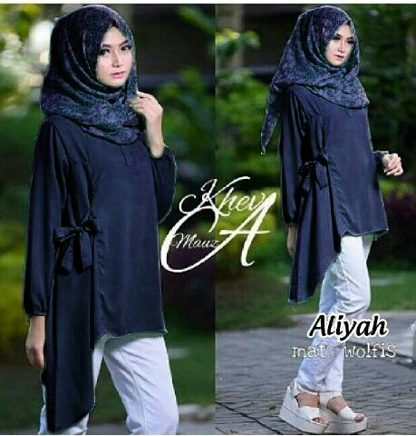 Jual Tunik Aliyah Tunik - 13162