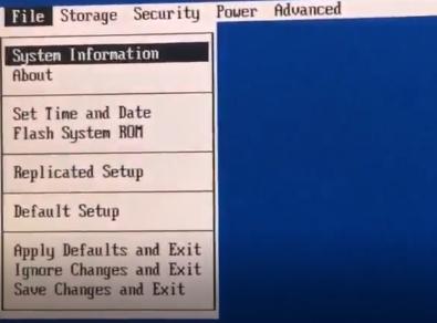 حل-مشكلة-الشاشة-الزرقاء-عند-تثبيت-ويندوز-xp