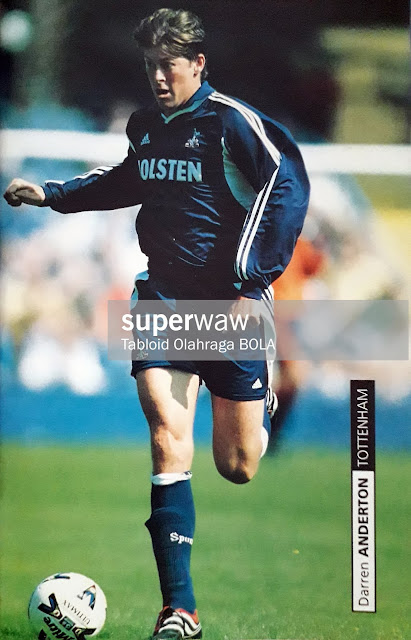 PIN UP DARREN ANDERTON (TOTTENHAM HOTSPUR)