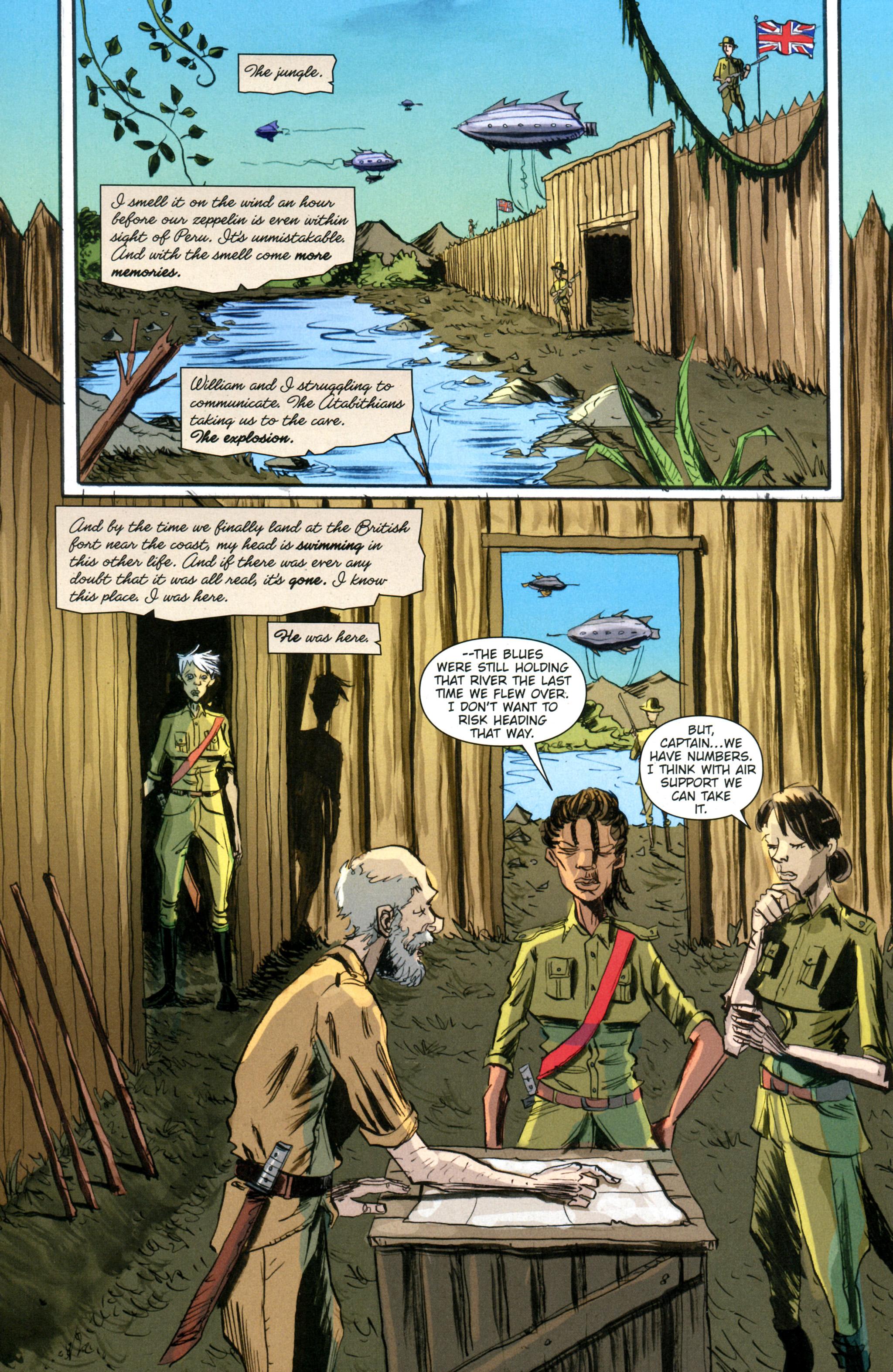 Read online Trillium comic -  Issue #6 - 17