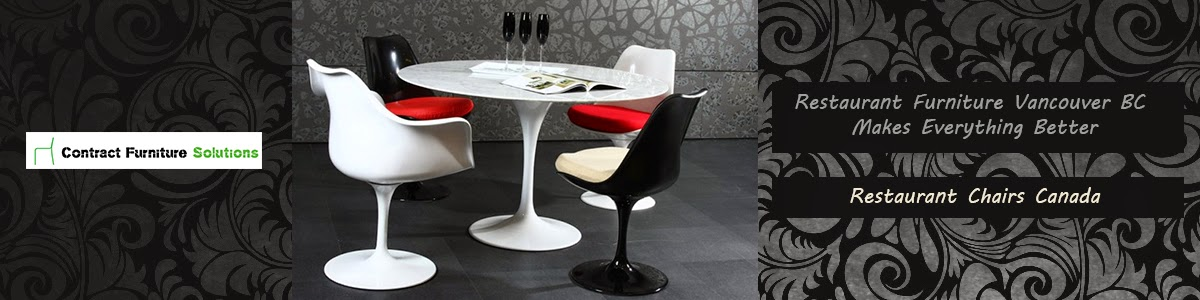 Transformation Of Restaurant Furniture Vancouver BC