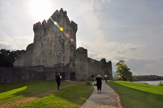 Irland 2014 - Tag 4 | Ross Castle