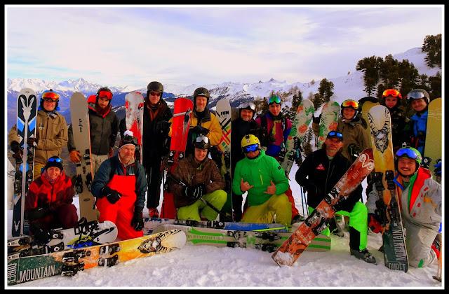 Groupe monoski nendaz suisse