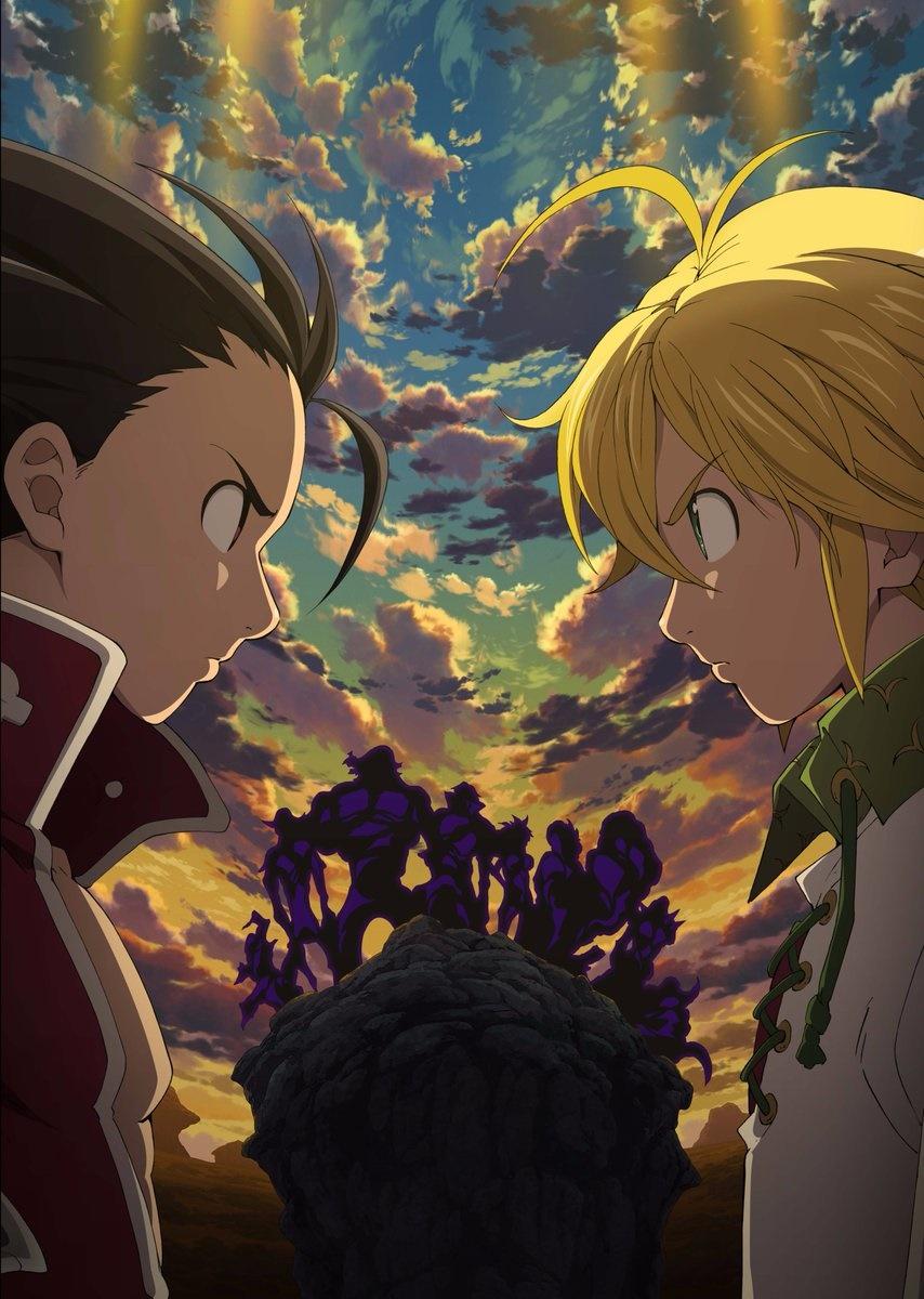 Nanatsu no Taizai: Anunciada segunda temporada y una ...