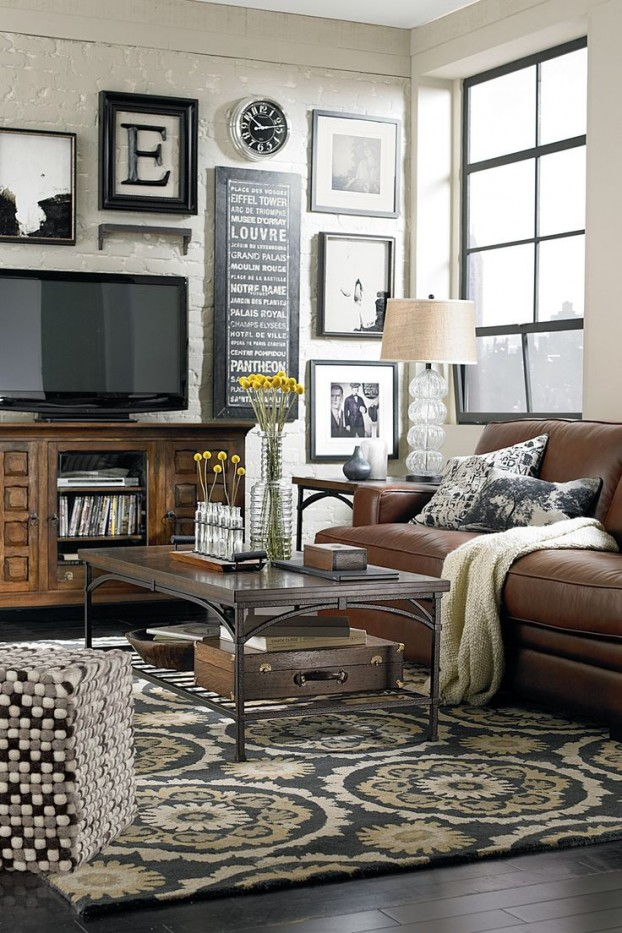 Tips For Decorating Around The Tv From Thrifty Decor Chick