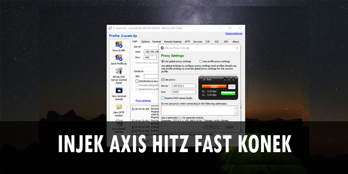 Injek Axis Hitz Unlimited Mei 2017