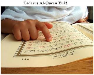 Tadarus Al-Quran d Bulan Ramadhan