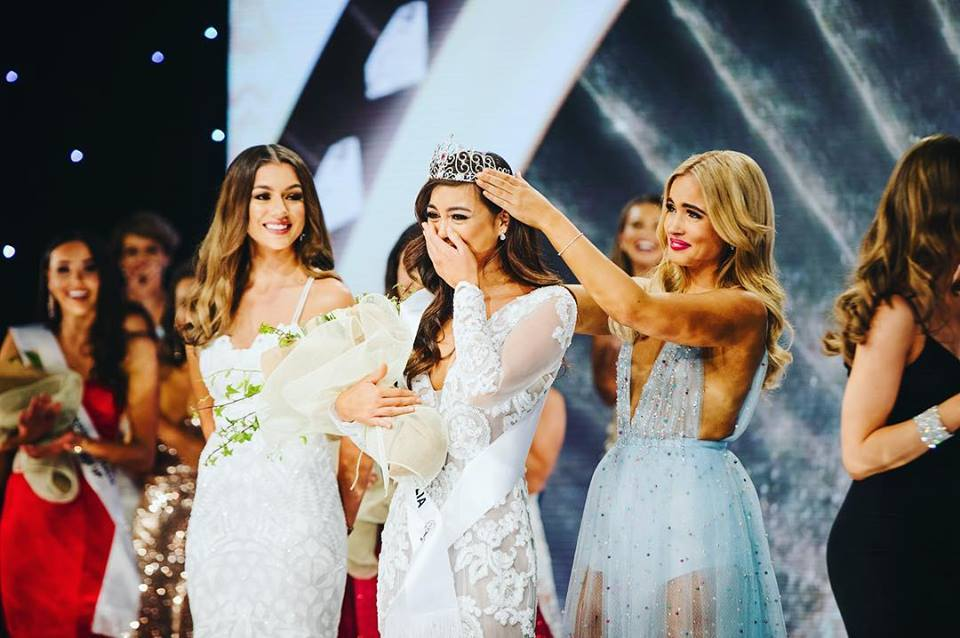 miss universe australia 2018 winner francesca hung