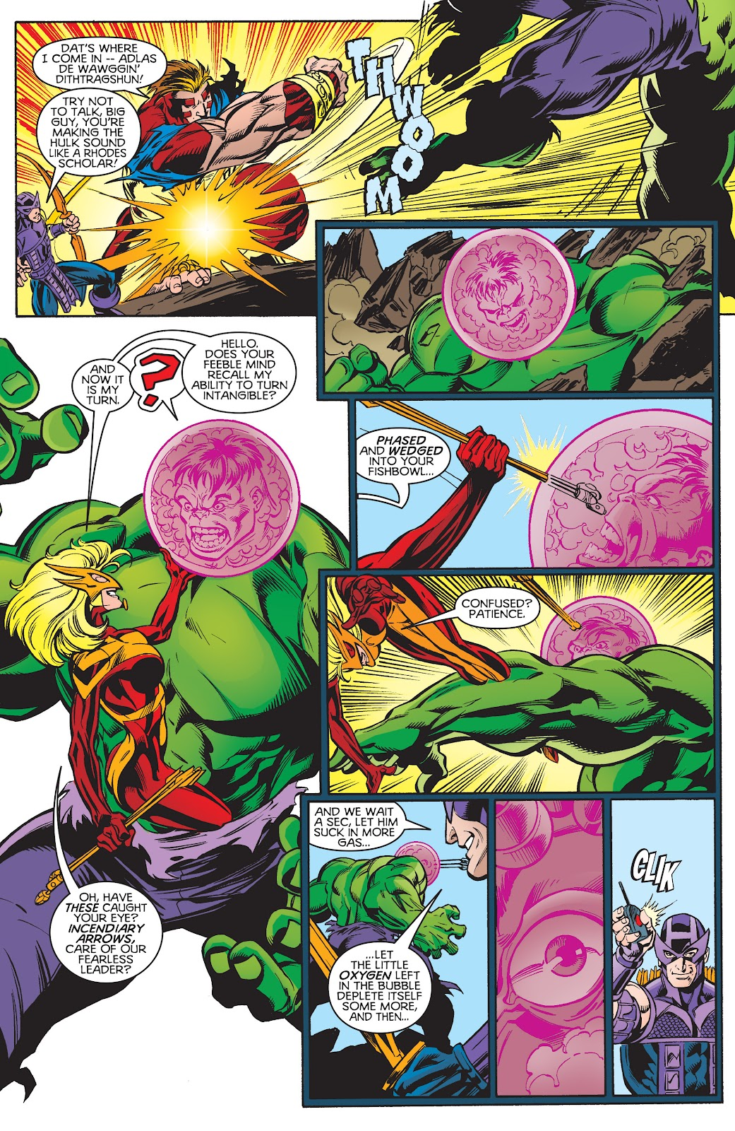 Read online Hawkeye & The Thunderbolts comic -  Issue # TPB 1 (Part 3) - 89