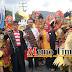 Tari Garudeya Tampil dalam Karnaval Kemerdekaan Pesona Danau Toba
