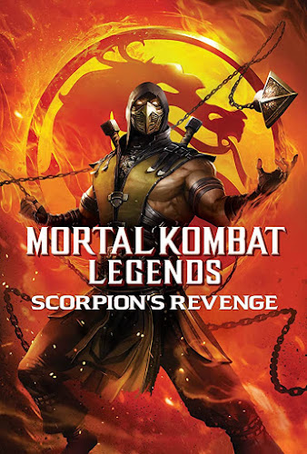 Mortal Kombat Legends: Scorpion's Revenge (BRRip 720p Dual Latino / Ingles) (2020)