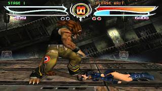 Bloody Roar 4 - Đấu trường thú 4 Link Google Drive