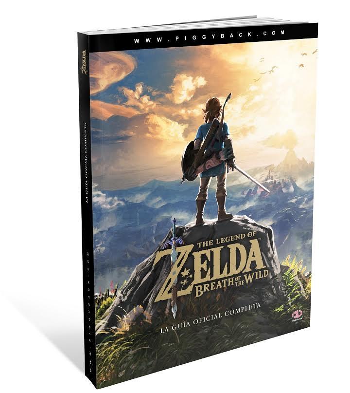 ¡No te pierdas ni un detalle de The Legend of Zelda: Breath of the Wild con su guía! 2