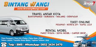 Bintang Wangi Travel Surabaya