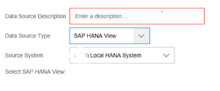 SBEE Reporting from SAP HANA Live