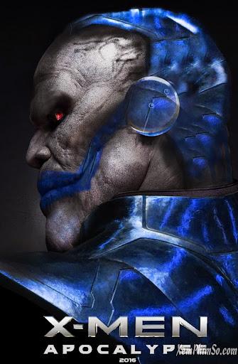 X Men: Khải Huyền