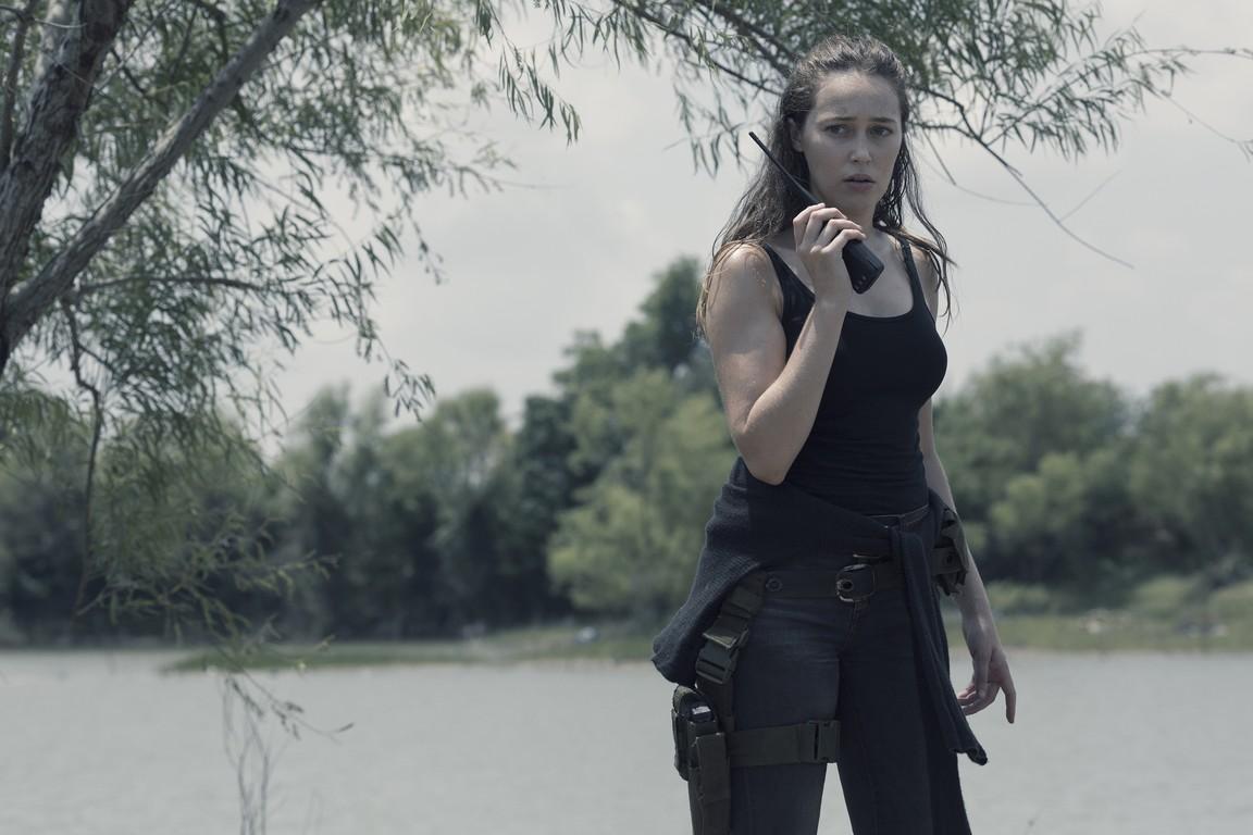 Fear the Walking Dead- Season 4 Episode 15: I Lose People...