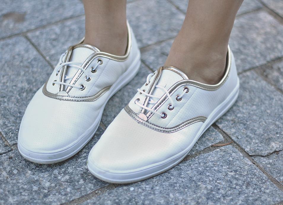 Piccadilly's Day 2016: Tênis Branco - Talita Vieira - Agenda Fashion