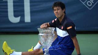 Kei Nishikori tenis resultados