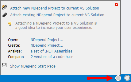 NDepend v5 practice 1