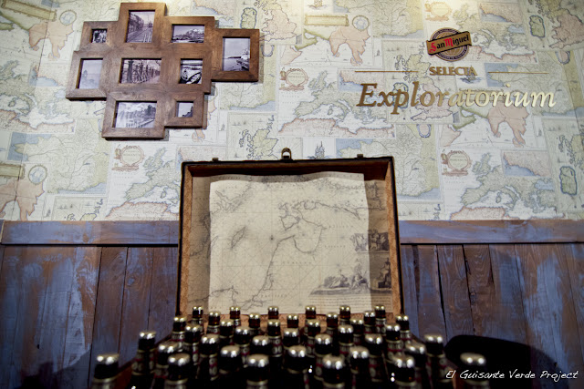 Exploratorium Selecta por El Guisante Verde Project