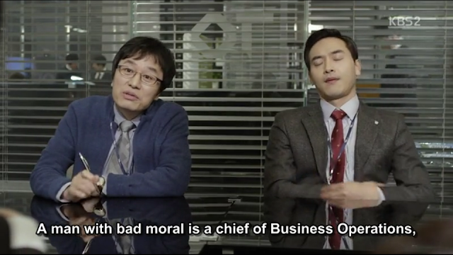 Chief Kim Good Manager