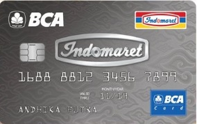BCA Indomaret Card