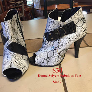 Donna Solyers Size 7