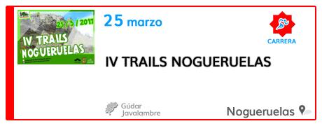 IV Trails Nogueruelas