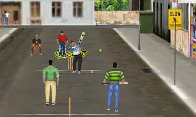Street Cricket 2012 PC Game Free Download