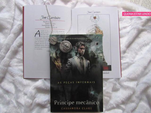 Resenha: Príncipe Mecânico
