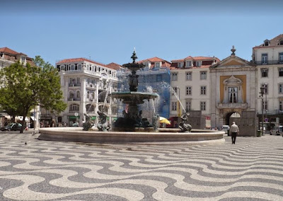 Praça del Rossio