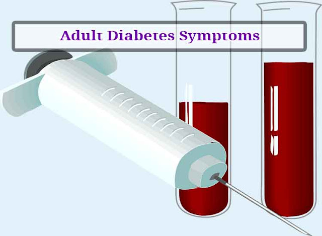 Adult Diabetes Symptoms - How to identify diabetes in adults | Diabetes | Health | How Webs | United States | USA