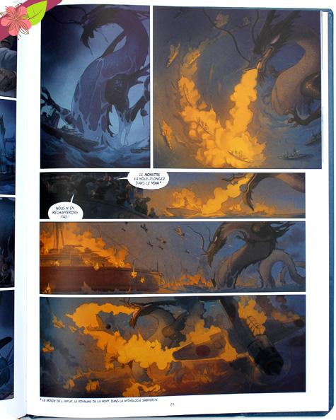Yin et le dragon - Volume 2 - Les écailles d'or