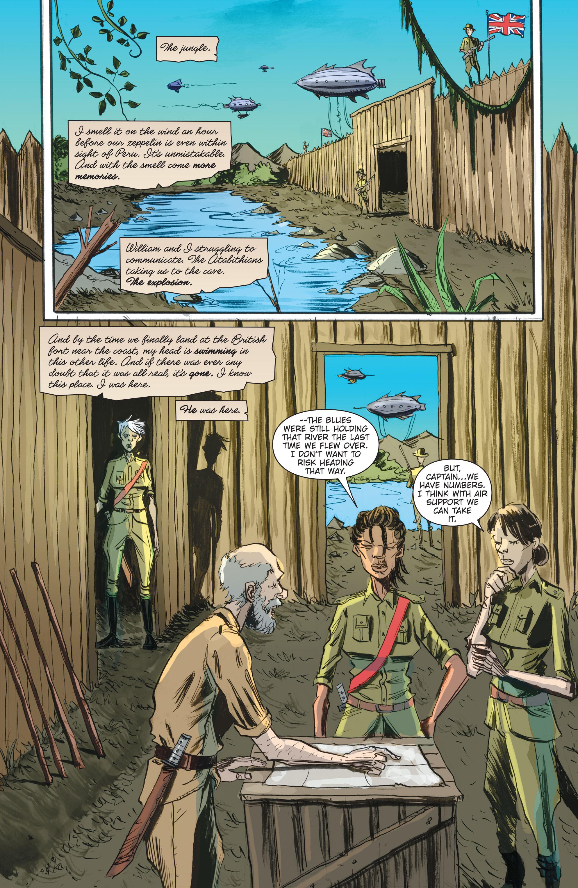 Read online Trillium comic -  Issue # TPB - 155