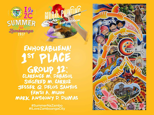 Zamboanga Mural Painting Competition