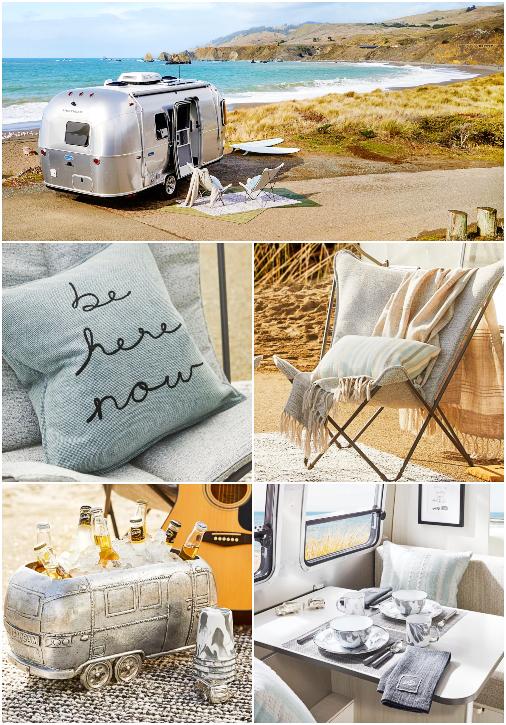 Camper Airstream Interior Decor Design Ideas