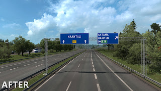 ets 2 realistic signs screenshots 3b