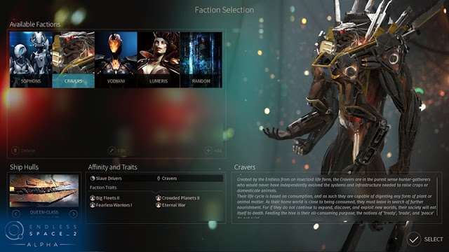 Endless Space 2 Game Free Download Photo
