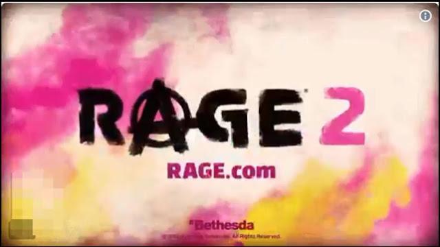 عاجل : تسريب العرض الرسمي للكشف عن لعبة Rage 2 ، شاهد من هنا ...