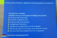 Qualität: GOLD STERN Premium Spannbettlaken (185 GSM) bis 35 cm Matratzenhöhe (140x200 cm bis 160x200 cm, Schwarz)
